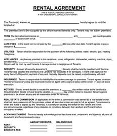 Management Agreement Template by Property Management Agreement 8 Free Documents