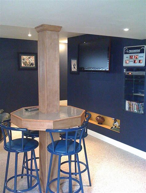 25 best basement pole ideas on basement pole