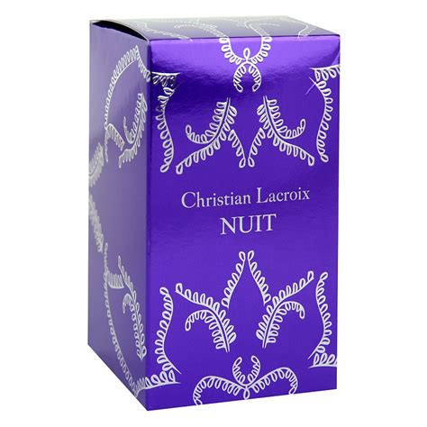 Christian Lacroix Eau De Parfum Product Review by Avon Christian Lacroix Nuit For Eau De Parfum For