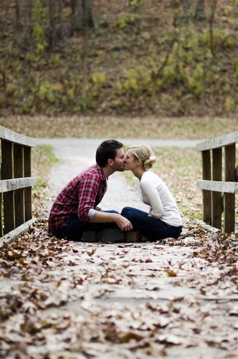 alive and livin fall engagement picture ideas