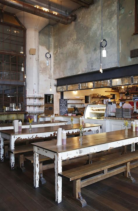17 best images about modern rustic restaurant decor on smokestack magnolia in san francisco photo by leslie