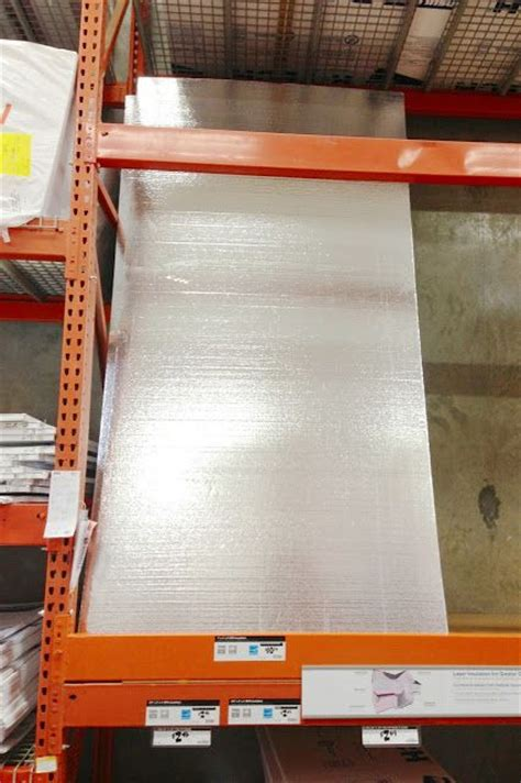 sound barrier wall insulation home depot foil sound barrier styrofoam panels