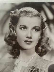 haircolor for forties hairstyles 1940s