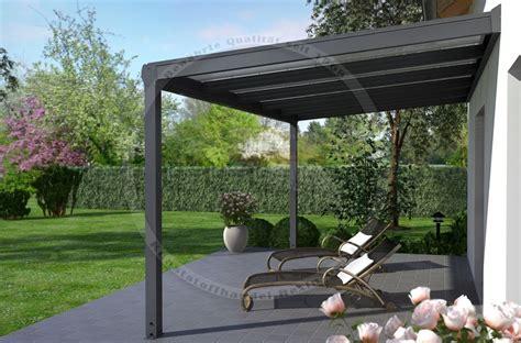Terrassenueberdachung Alu by Rexopremium Alu Terrassen 252 Berdachung 4m X 4m Rexin Shop