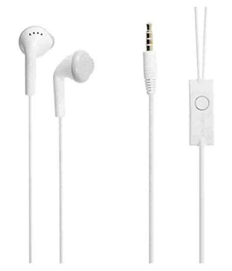 samsung earphones samsung ehs61 ear buds wired earphones with mic buy samsung ehs61 ear buds wired earphones