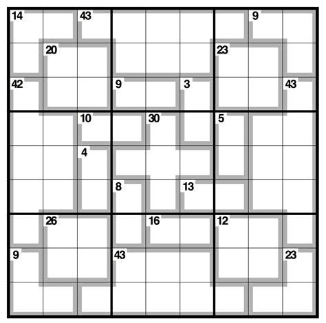 printable daily killer sudoku observer killer sudoku life and style the guardian