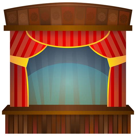 stage curtains clipart stage clip art cliparts co