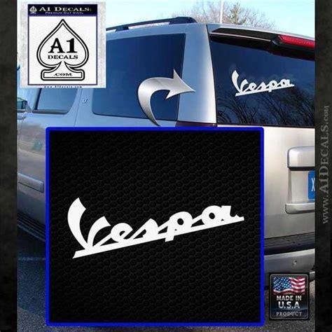Vespa Piaggio 06 Logo Sticker Motor vespa scooter logo decal sticker 187 a1 decals