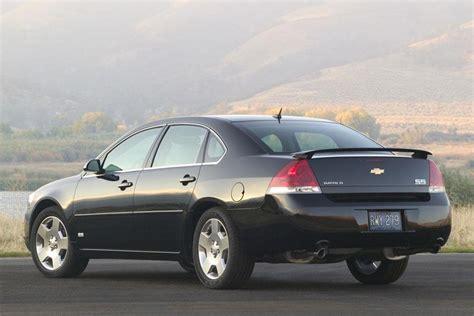 impala ss 2010 2006 2010 chevorlet impala ss unconventionally