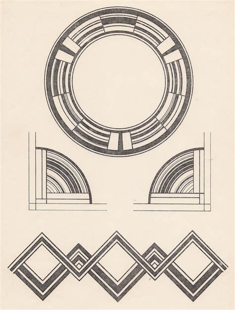 art deco design art deco design design motifs patterns pinterest