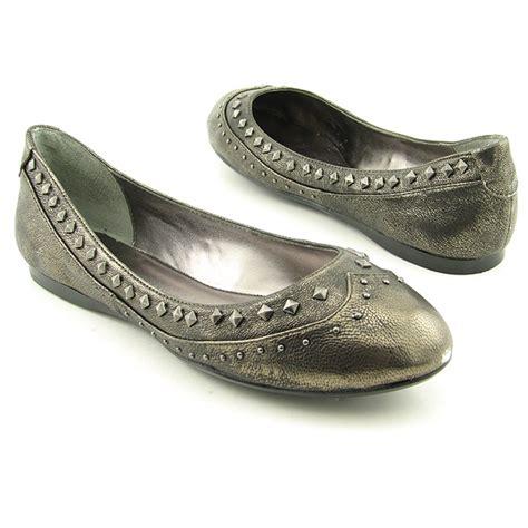 b makowsky shoes flats b makowsky zyla gray flats shoes womens size 7 5 ebay