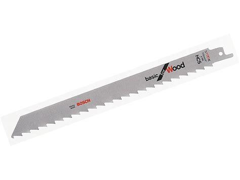 Mata Gergaji Saber Saw Sabre Saw Blade Bosch S 123 Xf Original B30 N09 bosch s1111k sabre saw blades wood type 5pk