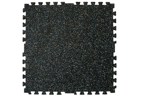 zip rubber tiles interlocking recycled rubber tile