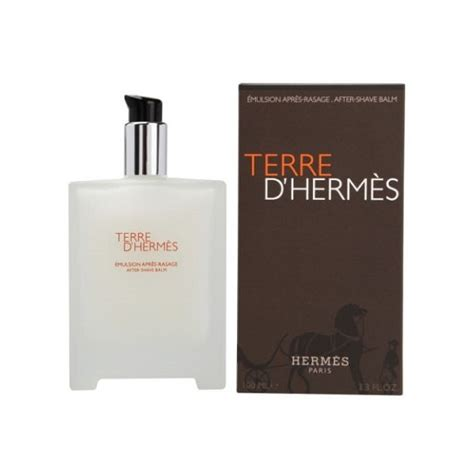 Terre Dherms 100ml terre d hermes after shave balm 100 ml