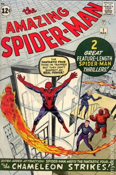 the of the spider books amazing spider 1963 1st series comic books