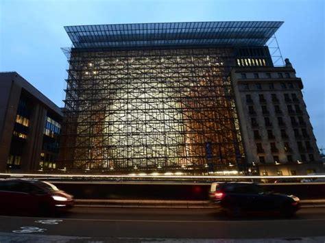 sede consiglio europeo la nuova sede consiglio europeo un 171 uovo 187 a bruxelles