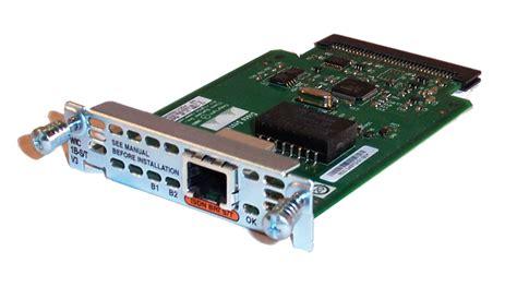 Modul Cisco Wic 1b S T cisco wic 1b s t v3 2800 serie 2811 1 port isdn bri s t