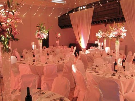 indoor wedding lighting sang maestro