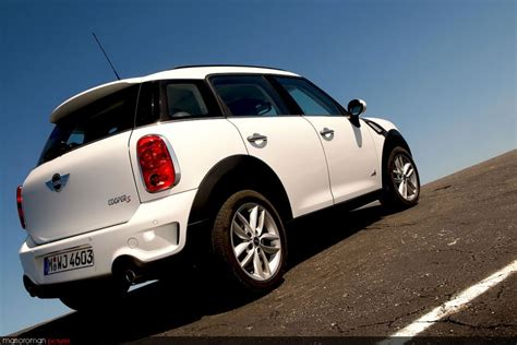 Mini Auto 3 Räder by Mini Countryman R60 Cooper S All 4 Test Der Minizilla
