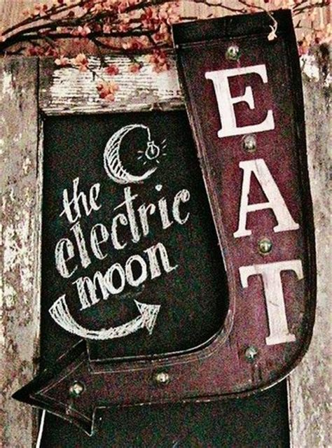 eat light up sign primitive vintage light up marquee sign eat arrow