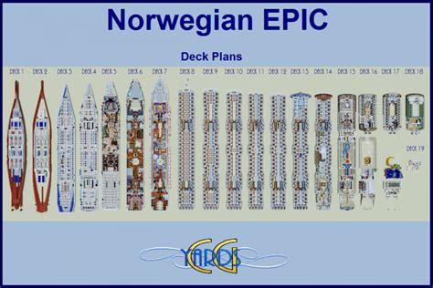 norwegian epic floor plan norwegian epic 1 1 scale replica full interior
