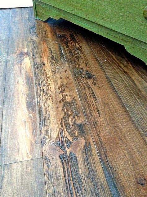 25 best ideas about barn wood floors on