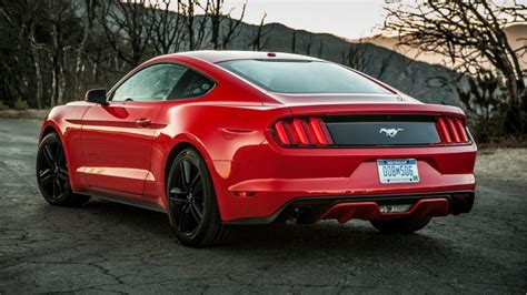 2015 roush mustang quarter mile 2015 ford mustang euro spec model loses some power over