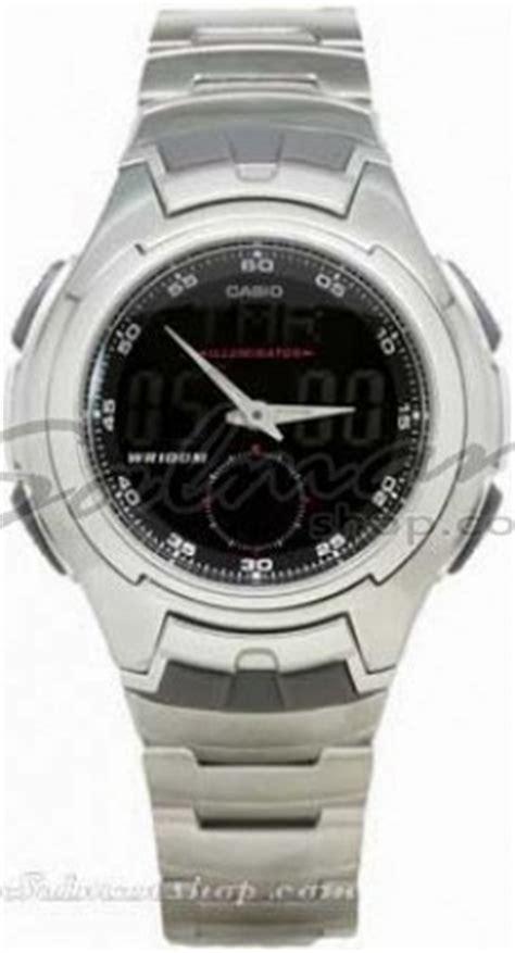 Jam Tangan Pria Wanita Casio Aq 160wd 1av Ori Aq 16o Hitam harga jam tangan casio indonesia original terbaru yang