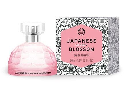 The Shop Edt 50ml the shop japanese cherry blossom edt 50 ml