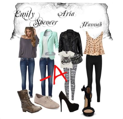 dress like pretty little liars fashion style clothes from the best 10 pretty little liars outfits ideas on pinterest
