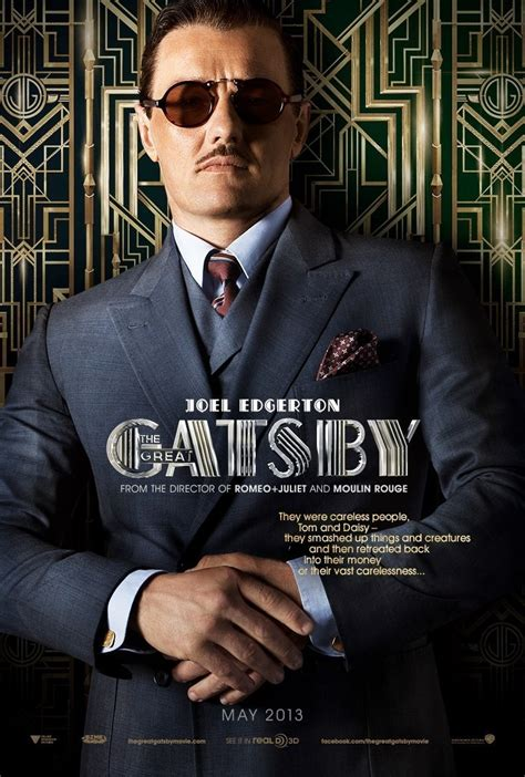 The great gatsby 2013 film promotion