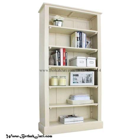 Jual Laci Buku by Rak Buku Minimalis Cat Duco Berkah Jati Furniture