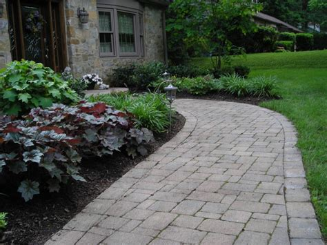 pathway ideas landscaping front walkways front walkway with plant