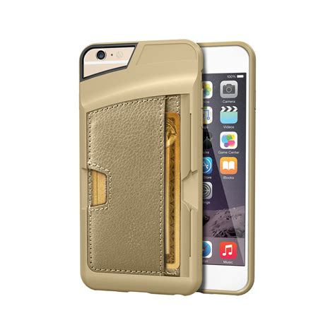q card chagne gold iphone 6 6s cm4 touch of modern