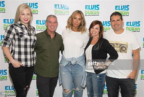 in the morning cast elvis duran morning show cast stock photos and pictures