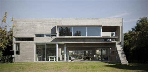 Haus Aus Beton Kosten by Maison B 233 Ton Contemporaine Par Bak Arquitectos Argentine