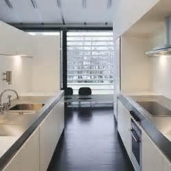 Kitchen Ideas For Small Kitchens Galley by Galley Kitchen Designs Kitchen Sourcebook