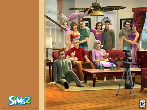 the sims 2 the sims 2 the sims 2 wallpaper 815293 fanpop