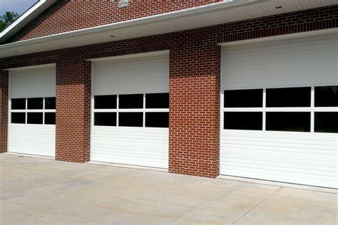 Commercial Garage Door Gallery The Jaydor Company Firehouse Garage Doors