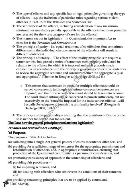 Does A Summary Offense Go On A Criminal Record Courts And Criminal 1012ccj Courts Criminal Thinkswap