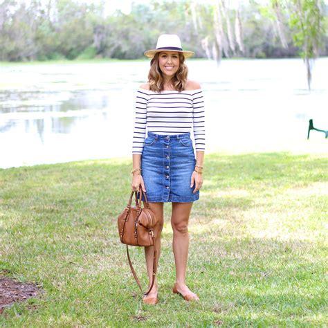 today s everyday fashion shoulder stripes j s
