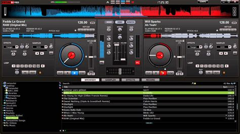 tutorial dj online basic tutorial on how to mix songs in virtual dj youtube