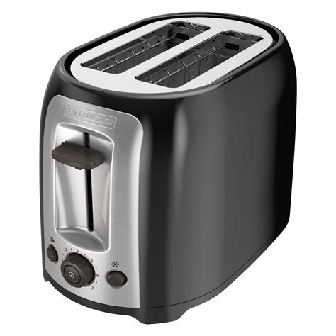 Wide Toaster 2 Slice Toaster With Wide Slots Kitchen Dining Bread