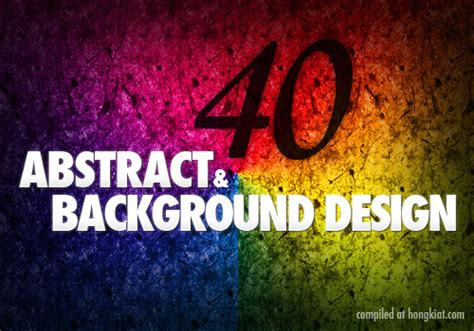 typography wallpaper tutorial 40 cool abstract and background photoshop tutorials
