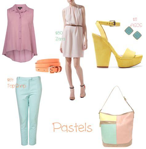 Rubiah Pastel Dress Trend Allert Trend Alert Pastels Inher Glam
