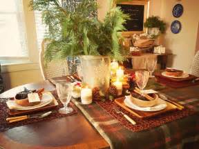Home Table Decorations by Modern Furniture Rustic Christmas Table Decorations 2012