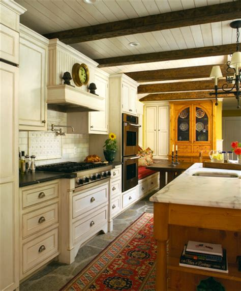 Kitchen Wood Ceiling by Our Inspired Home Rustic Ceiling Beams World