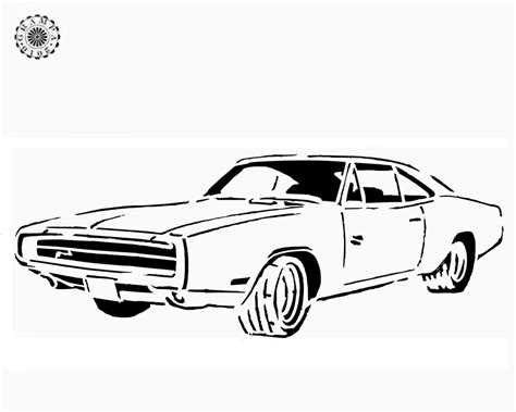 Dodge Charger Coloring Page Of Car Pictures Dodge Charger Coloring Pages