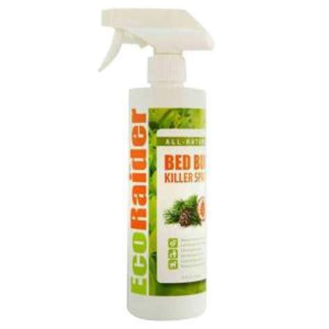 best bed bug killer home depot ecoraider 16 oz natural non toxic bed bug killer spray