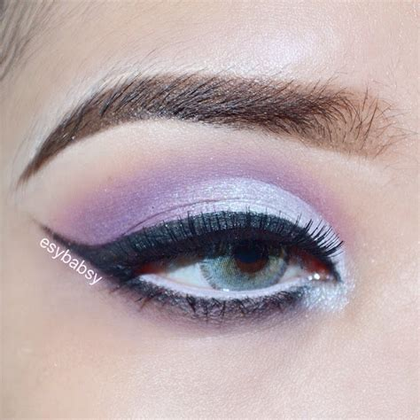 Eyeshadow Viva No 4 lunatic vixen tutorial eye make up using viva eyeshadow